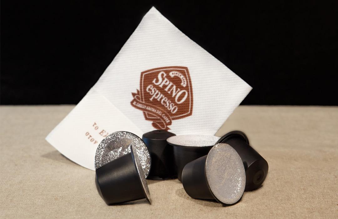spino espresso capsules
