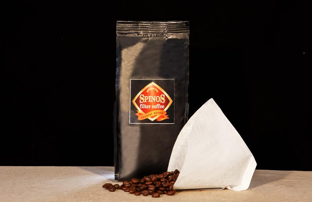 spinos filter coffee decafeine