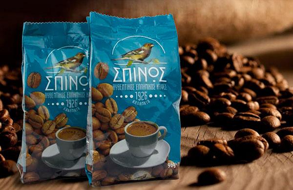Spinos Coffee - Καλαμάτα - Αυθεντικός ελληνικός καφές
